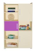 Шкаф для книг Smart 4 сакура Blonski