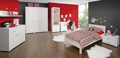 Спальня для детей и подростков из ДСП Snow Forte