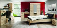 Модульная спальня Соло VMV Holding