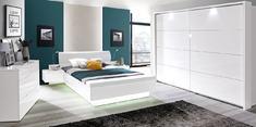 Спальня из ДСП Starlet White Forte