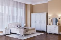 Модульная спальня из ДСП Тереза Світ Меблів