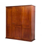 Шкаф трехдверный Елисеевская мебель