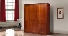 Шкаф трехдверный (филенка) Елисеевская мебель