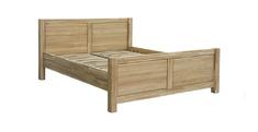 двуспальная из натурального дерева Троя Мебель Сервис