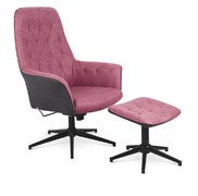 Кресло с подставкой для ног Vagner Halmar