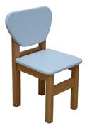 Детский стульчик из бука и МДФ Верес