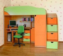 Модульная детская комната из ДСП Винни 2 Летро