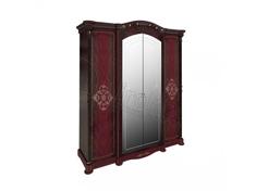Шкаф 4 дверей комплект Роселла